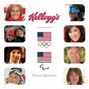Team Kelloggs athletes