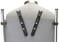 Shoulder Harness Strap Guides