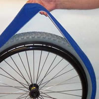 wheelchair tire covers
